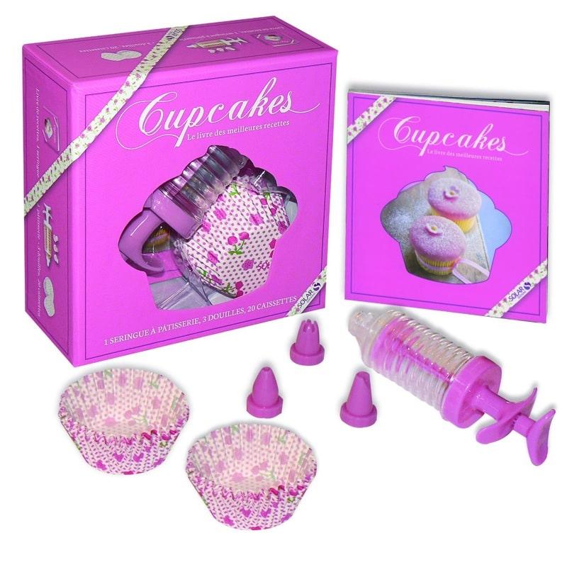 Cupcakes : Le livre des meilleures recettes - Estérelle Payany