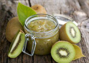 mermelada de kiwi 300x215 - Confiture de Kiwis à la Vanille