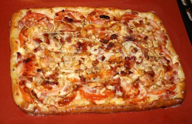 pizza-chevre-miel-noix-prepa