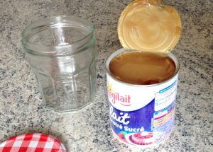 Recette de Confiture de lait