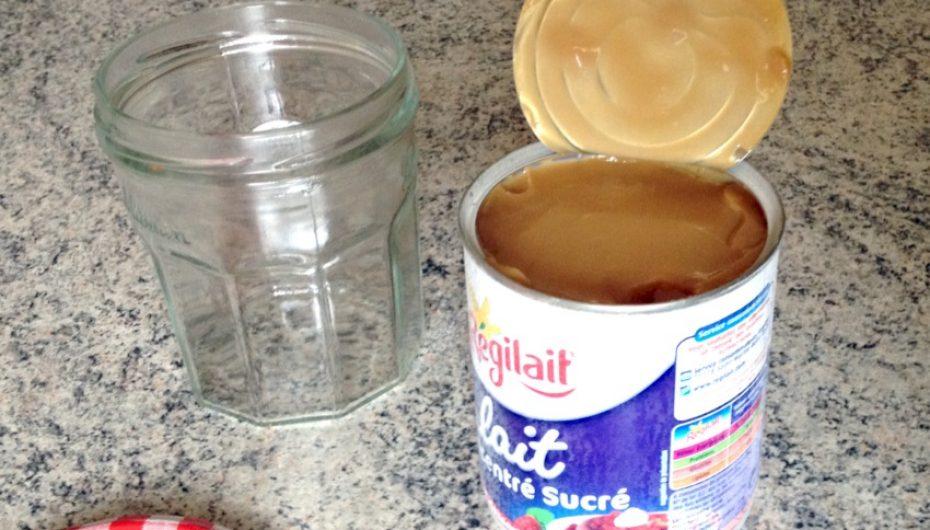 Confiture de lait