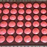 Recette de Macarons tomate, chèvre et basilic