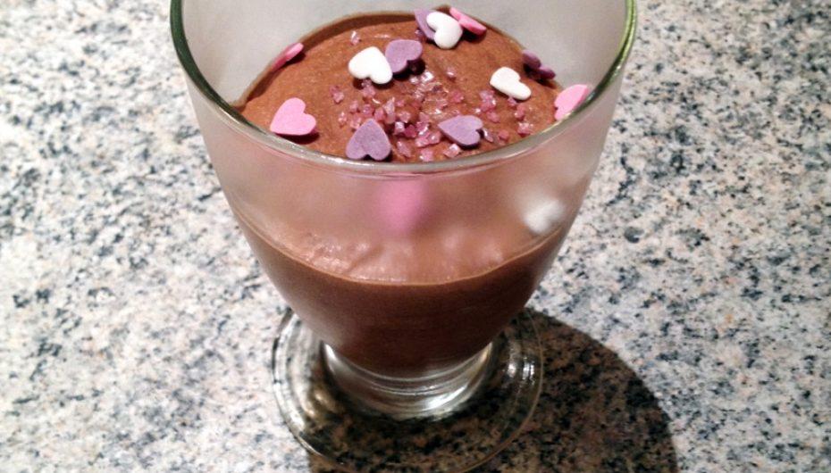Mousse Chocolat Nutella