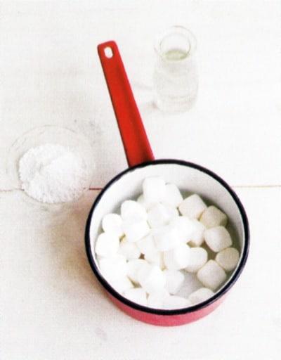 Recette de Pâte à sucre