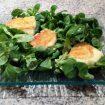 Recette de Salade gourmande au Babybel pané