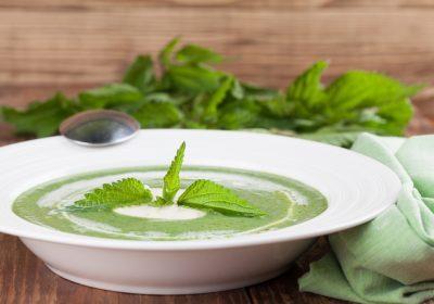 Recette de Soupe aux orties