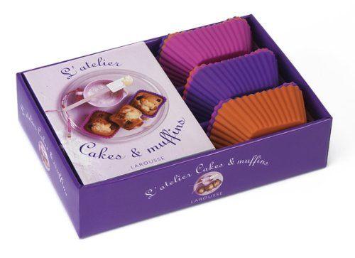 Atelier cakes et muffins - Larousse