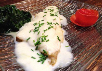 Recette de Filet d'Églefin, sauce au fenouil
