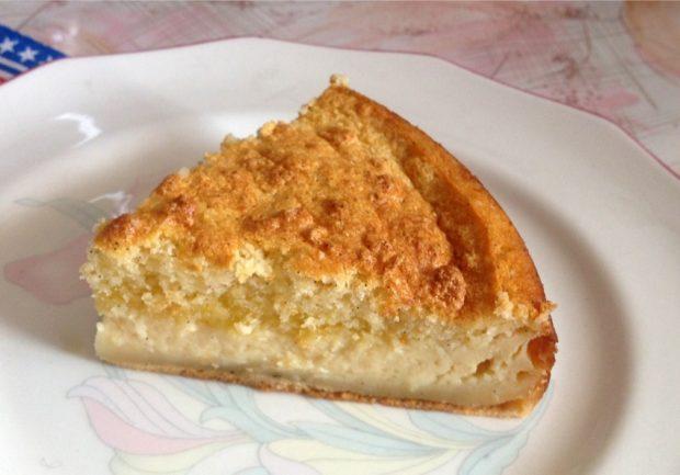 Recette de Gâteau-flan à la vanille (ou