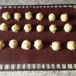 Recette de Biscuits siciliens amande / griotte