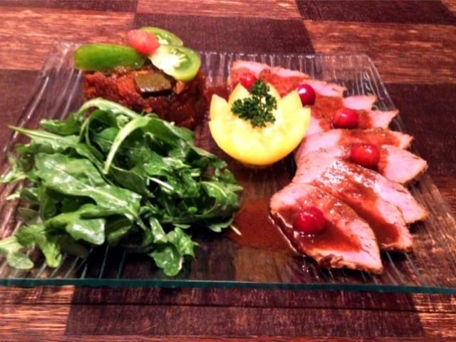 Recette de magrets de canard aux griottes cuisine blog - Combien de gramme de pate par personne ...