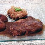 Recette d'Escalopes de veau à la pêche