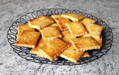 Sablés façon galettes bretonnes