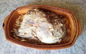 Recette de Gigot d'agneau traditionnel