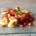 Recette de Gnocchis au Parmesan + sauce tomate basilic