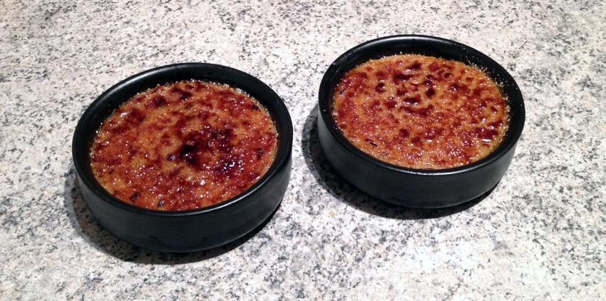 Recette de cr me br l e au foie gras cuisine blog - Petit chalumeau cuisine ...