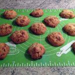 Recette de Cookies aux fruits secs et caramel au beurre salé
