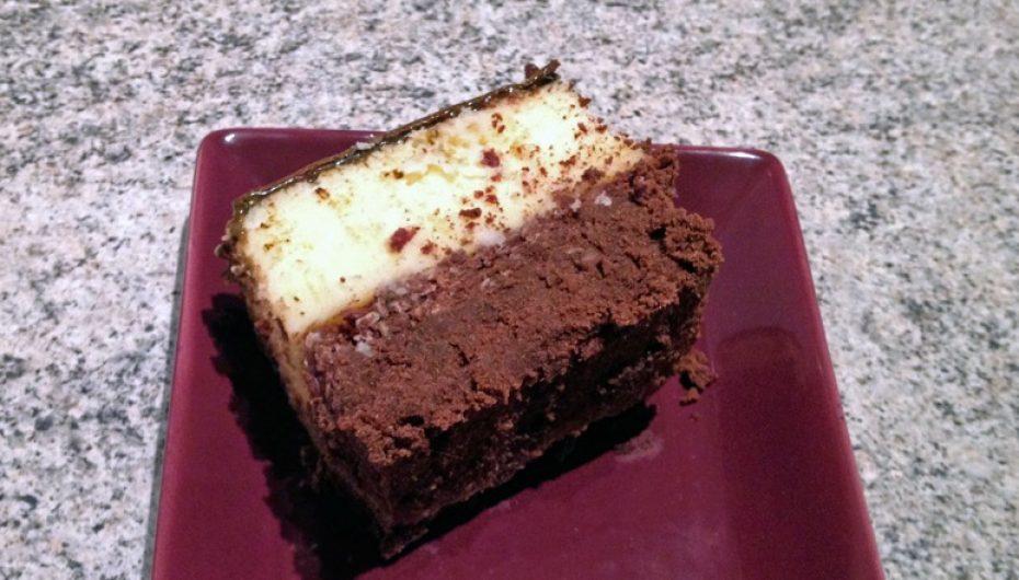 Double fondant chocolat / noix de coco