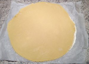 Recette de Pâte sablée sucrée facile