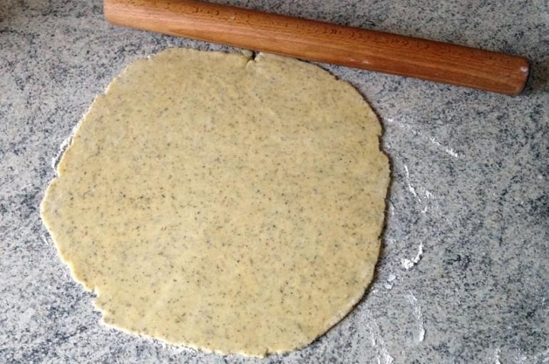 Pâte brisée salée (nature, aux herbes, aux épices…)