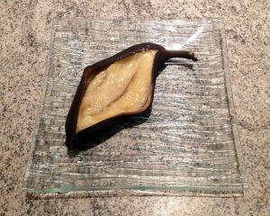 Recette de Bananes au four comme une crème brûlée