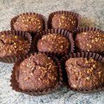 Recette de Moelleux chocolat-noisettes