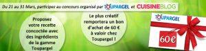 Participez à notre jeu-concours avec Toupargel !