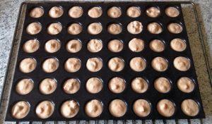 Recette de Bouchées moelleuses au thon et à la tomate