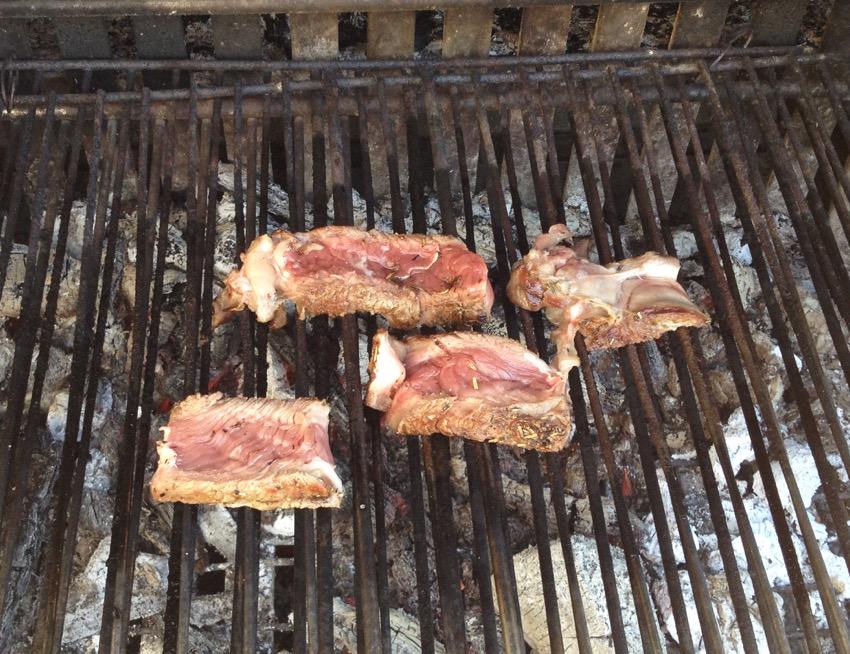 17f953b7c261 ♨ Recette de Côte de boeuf au barbecue façon Gut   Cuisine Blog