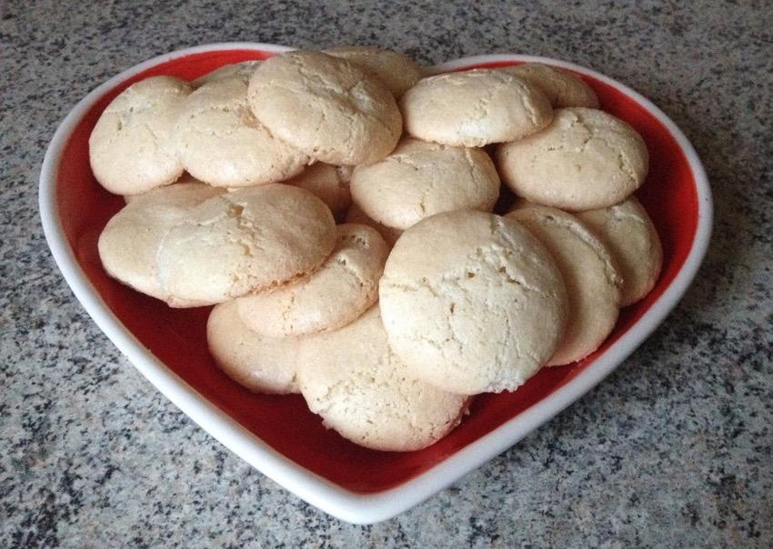 Recette de Macarons craquelés aux amandes