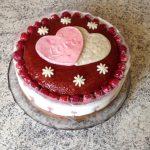 Gâteau Victoria aux framboises