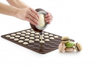 On a testé : Le kit pour macarons Lékué