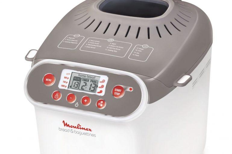 On a testé : Machine à Pain Moulinex Bread & Baguettine