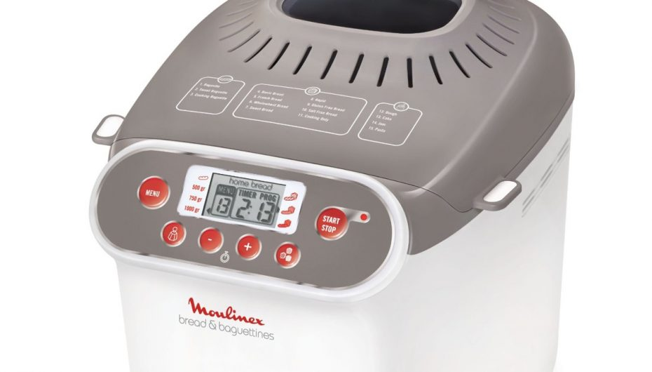 On a testé : Machine à Pain Moulinex Bread & Baguettine