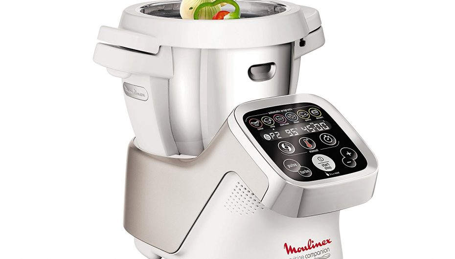 On a testé : Robot Moulinex Cuisine Companion