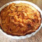 clafoutis aux pommes 1 150x150 - Clafoutis aux pommes et au beurre salé