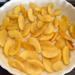clafoutis aux pommes prepa 1 150x150 - Clafoutis aux pommes et au beurre salé