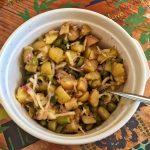 salade pommes de terre oignons cornichons 1 150x150 - Salade de pommes de terre, oignons et cornichons
