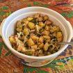 salade pommes de terre oignons cornichons 2 105x105 - Moules marinières au Companion