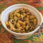 salade pommes de terre oignons cornichons 2 150x150 - Salade de pommes de terre, oignons et cornichons