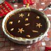 tarte chocolat caramel 2 105x105 - Tarte fine aux courgettes, chèvre et jambon
