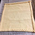 tarte courgettes chèvre jambon prepa 3 150x150 - Tarte fine aux courgettes, chèvre et jambon