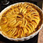 tarte pommes alsacienne 1 150x150 - Tarte aux pommes à l'Alsacienne