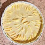 tarte pommes alsacienne prepa 4 150x150 - Tarte aux pommes à l'Alsacienne