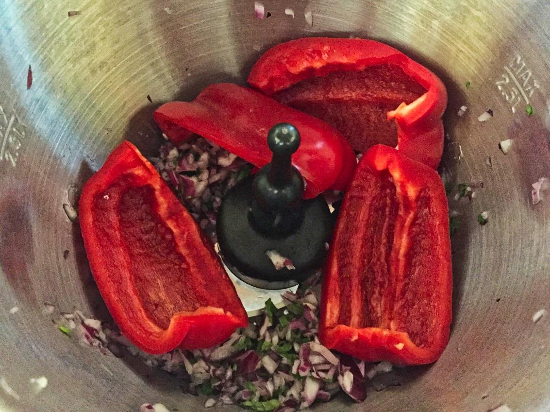 taboule prepa 3 - Taboulé maison (recette Companion)
