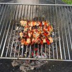 brochettes poulet mariné prepa 5 150x150 - Brochettes de poulet mariné