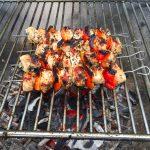brochettes poulet mariné prepa 6 150x150 - Brochettes de poulet mariné