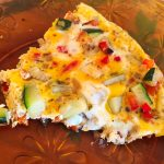 omelette courgette poivron 1 150x150 - Omelette courgette, oignon, poivron