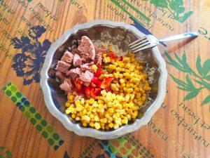 salade riz thon mais poivron prepa 3 300x225 - salade-riz-thon-mais-poivron-prepa-3