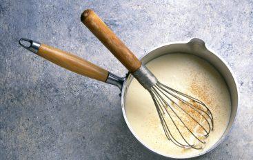 Sauce Béchamel traditionnelle